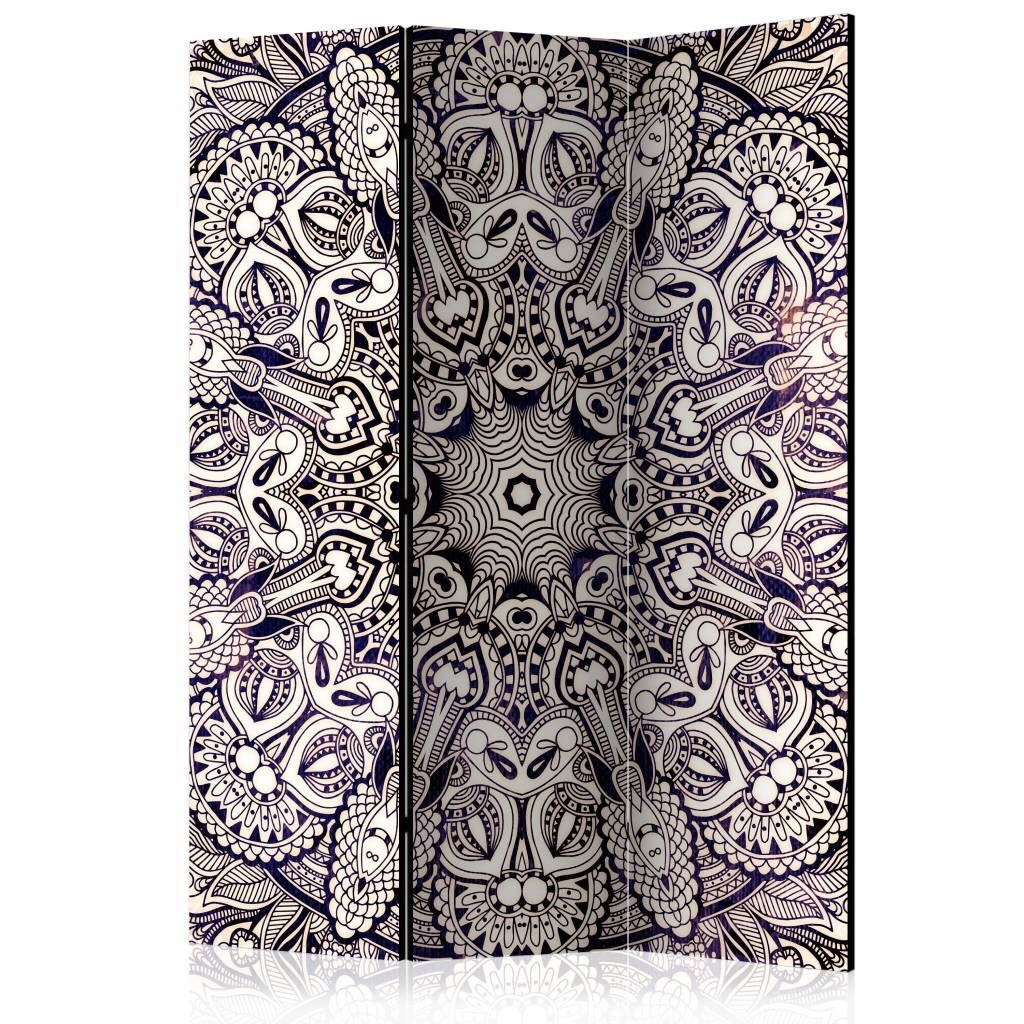 Vouwscherm - Mandala Orient 135x172 cm