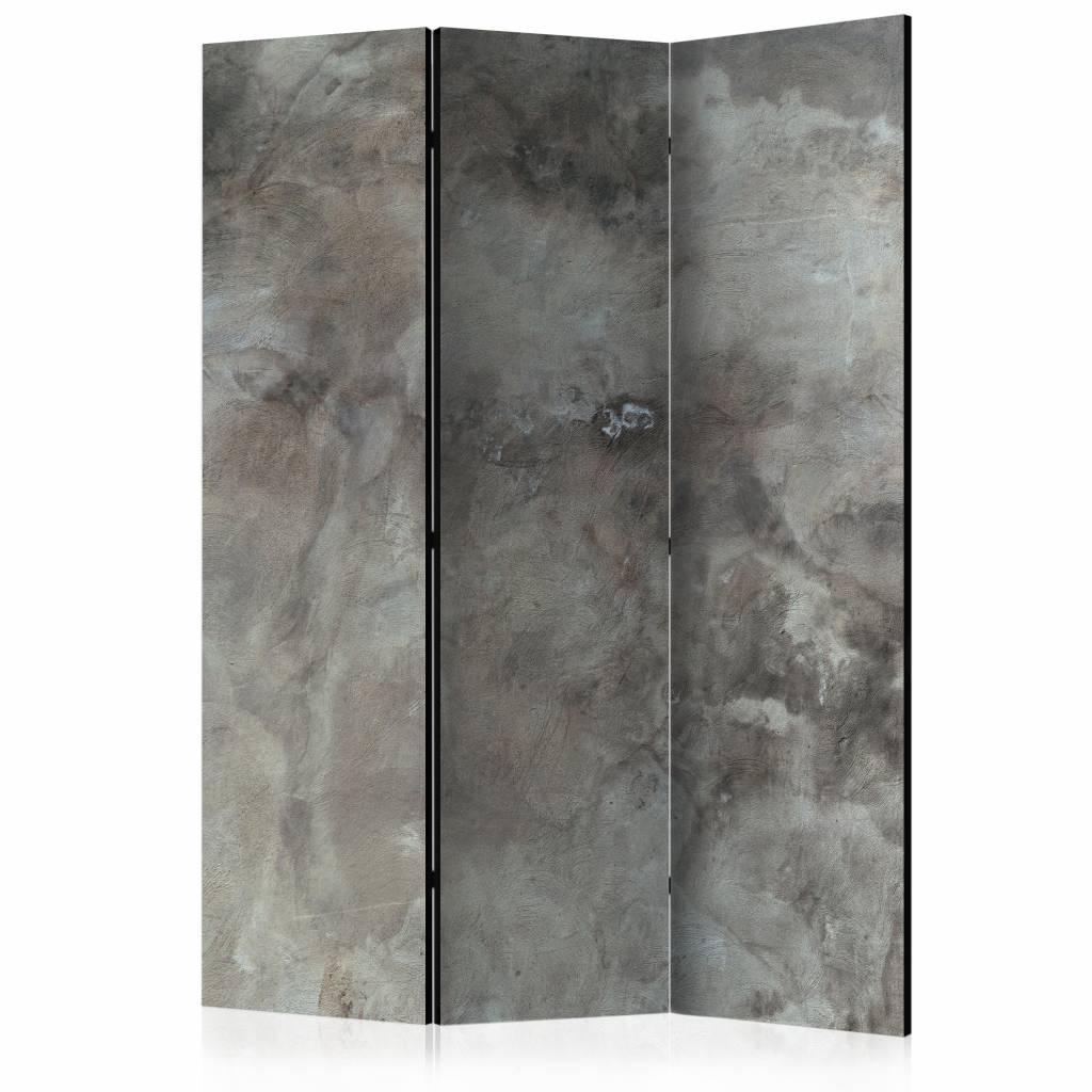 Vouwscherm - Donkere wolken 135x172cm
