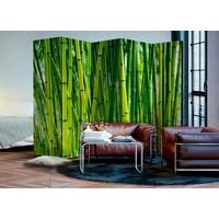 Vouwscherm - Bos van Bamboe 225x172cm