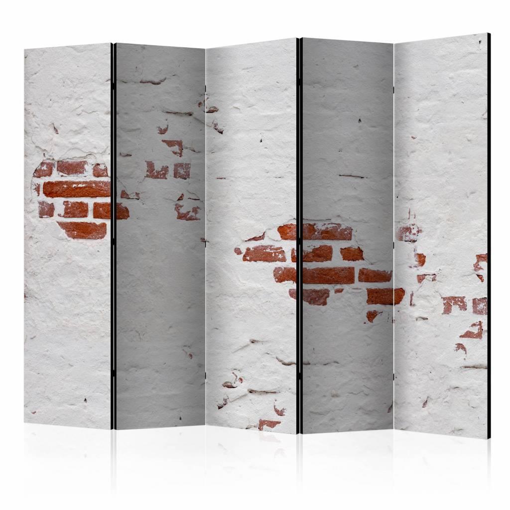 Vouwscherm - Stenen geheim 225x172cm