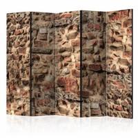 Vouwscherm - Ancient Wall II [Room Dividers]