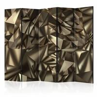 Vouwscherm - Abstracte Symmetry 225x172cm