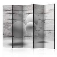 Vouwscherm - Ballen 225x172cm