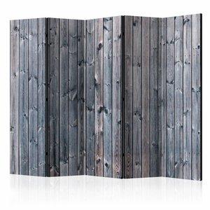 Vouwscherm - Rustieke elegantie 225x172cm