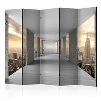 Vouwscherm - Skyward Corridor II [Room Dividers]