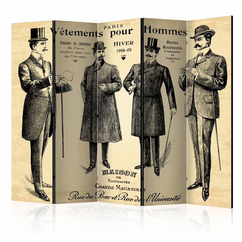 Vouwscherm - V�tements pour Homme, keurige heren 225x172cm