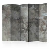 Vouwscherm - Donkere Wolken 225x172cm