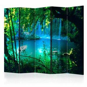 Vouwscherm - Kursunlu Waterval 225x172cm