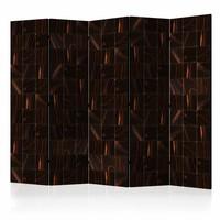 Vouwscherm - Het geheim van  Magma 225x172cm