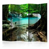 Vouwscherm - Kristalhelder water 225x172cm