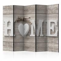 Vouwscherm - Room divider - Home and heart 225x172cm