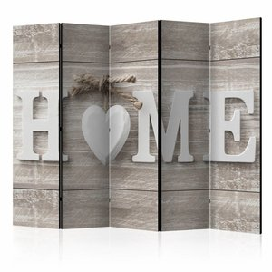 Vouwscherm - Room divider - Home and heart 225x172cm