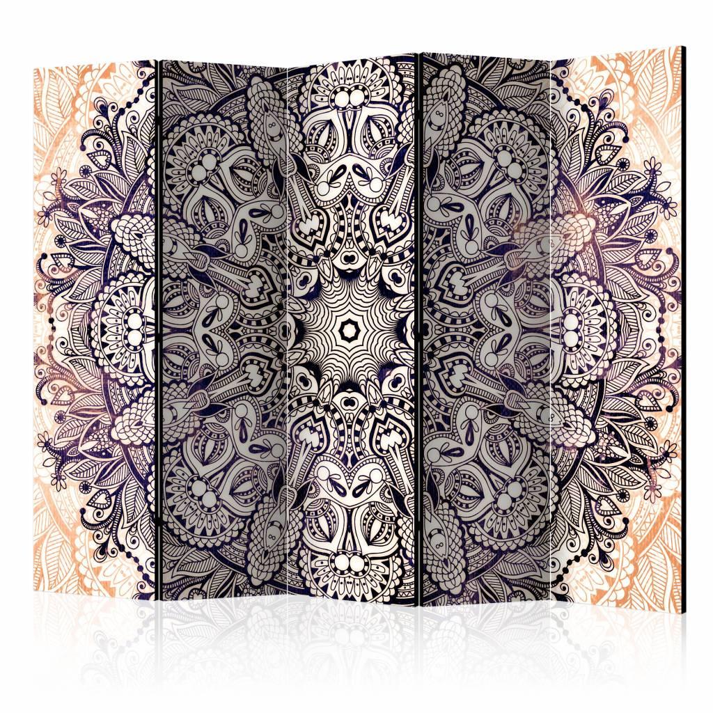 Vouwscherm - Ori�ntaals artistiek II 225x172cm