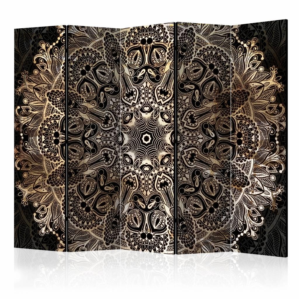 Vouwscherm - Exotische Finesse II 225x172cm