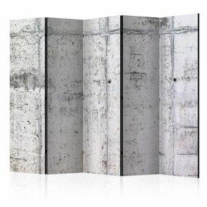 Vouwscherm - Concrete Wall II [Room Dividers]
