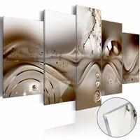Afbeelding op acrylglas - Artistic Disharmony [Glass]