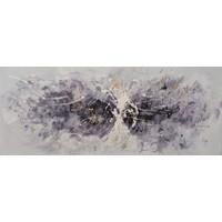 Schilderij - Handgeschilderd - Abstract 2 150x60cm