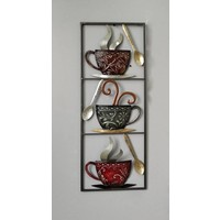 Frame 3D art - Goedemorgen 2 , 28X73cm