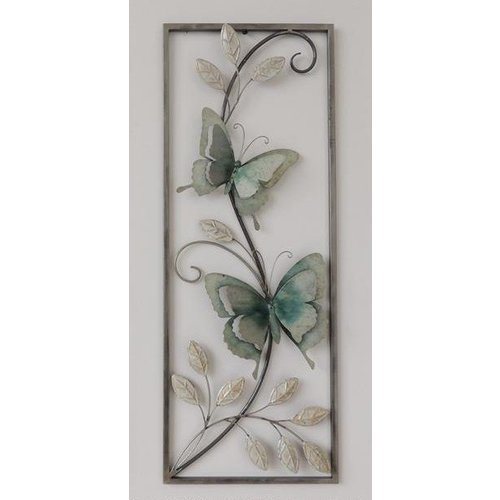 Frame 3D art - Vlinders 2, 28X73cm