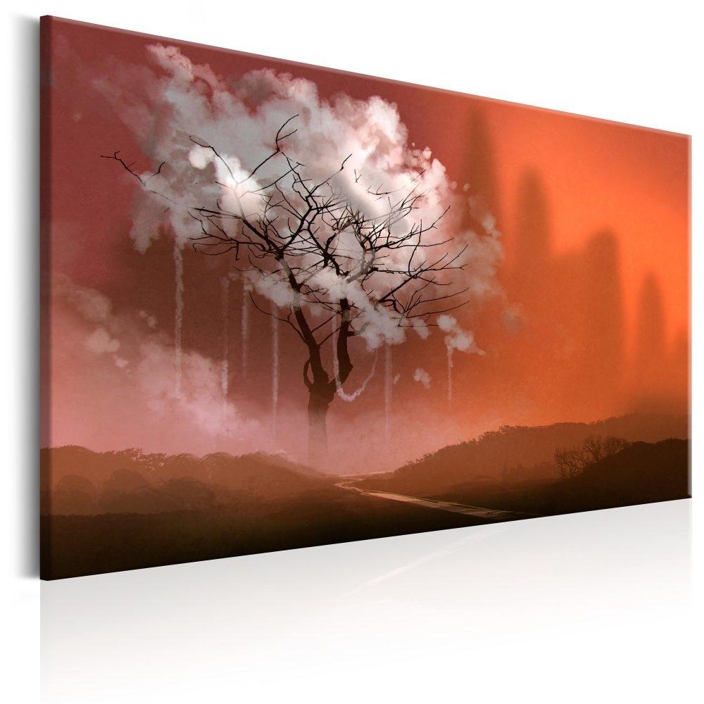 Schilderij - Land van Dromen