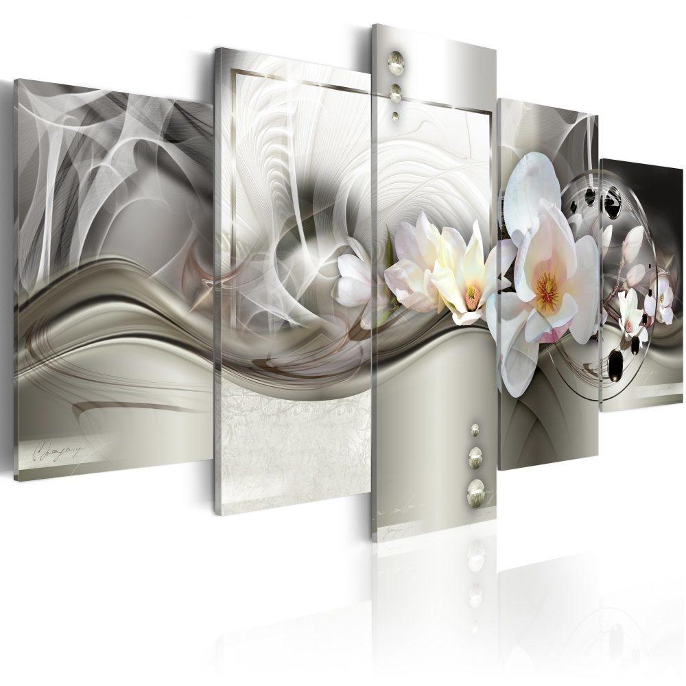 Schilderij - Kosmische Toernooi, 5luik - 200x100 cm