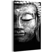 Schilderij -Schoonheid van de Geest , Boeddha