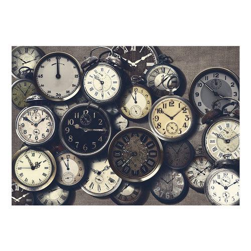 Fotobehang - Chronometers