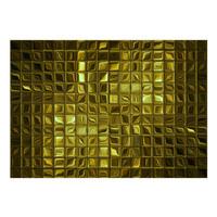 Fotobehang - Gouden gloed