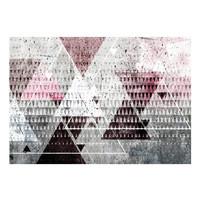 Fotobehang - Driehoeken
