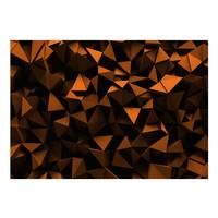 Fotobehang - Geometrische Onderdompeling