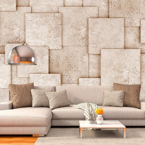 Fotobehang - Industriële droom , beton