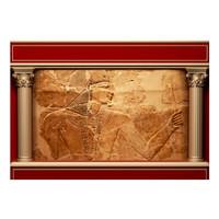 Fotobehang - Egyptische muur