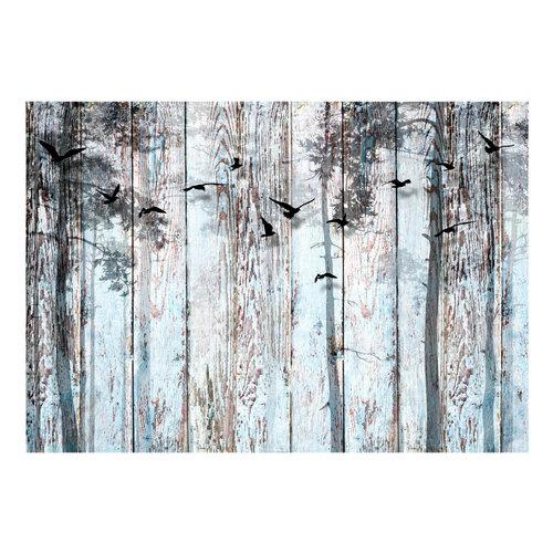 Fotobehang - Dicht bij de natuur , vogels