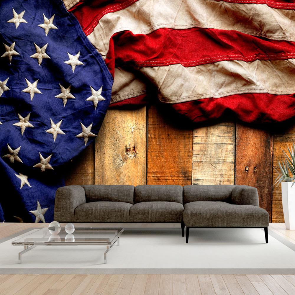 Fotobehang - American Style