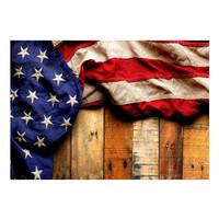 Fotobehang - Amerikaanse vlag