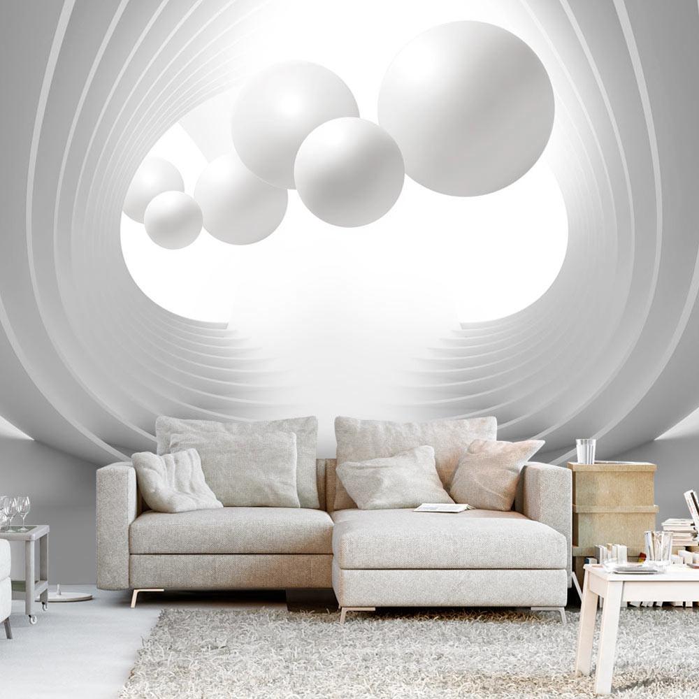 Fotobehang - Poort van moderniteit