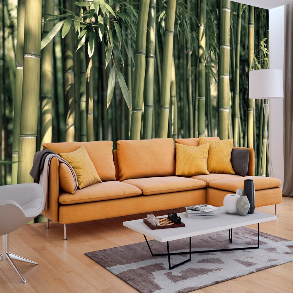 Fotobehang - Bamboo Exotic