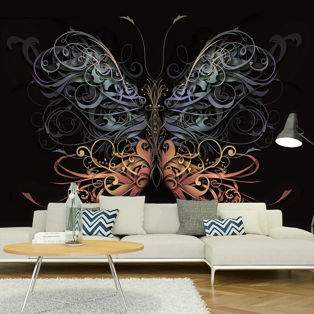 Fotobehang -Natuurlijke Artiest , Vlinder