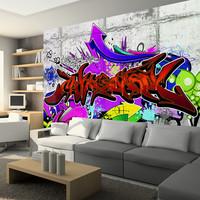 Fotobehang - Urban Style , Graffiti