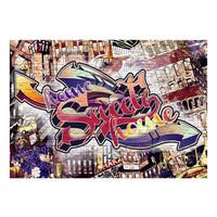 Fotobehang - Cool Graffiti, premium print vliesbehang