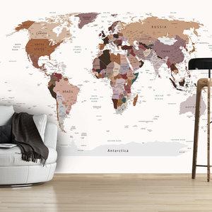 Fotobehang - Waar naartoe? , premium print vliesbehang