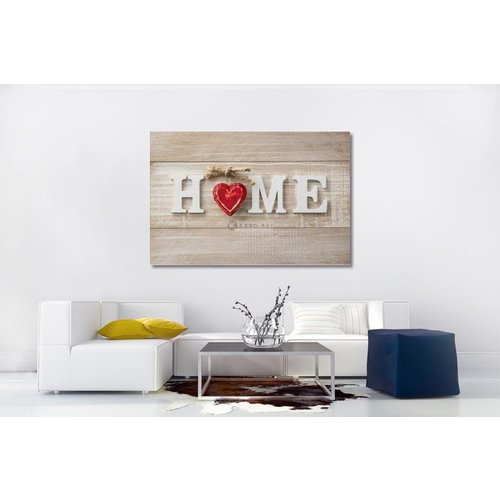 Karo-art Afbeelding op acrylglas - Home