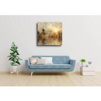 Karo-art Afbeelding op acrylglas - New York, digitale afbeelding op canvas
