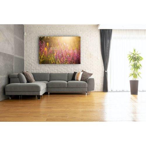 Karo-art Schilderij - Wilde Bloemen