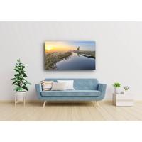 Karo-art Afbeelding op acrylglas - Hollandse ochtend, 3 maten, premium print