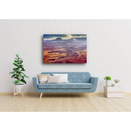 Karo-art Afbeelding op acrylglas  - Grand Canyon