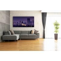 Karo-art Schilderij - Rotterdam Skyline