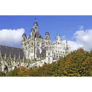 Karo-art Schilderij - 's-Hertogenbosch, St. Jans Kathedraal