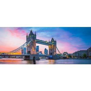Karo-art Schilderij - Tower Bridge, Londen, Engeland