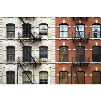Karo-art Fotobehang - NYC Flat